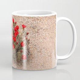 Sandia Cactus Flowers Coffee Mug