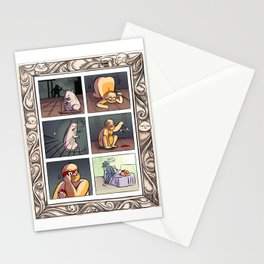 Mouser Comic Stationery Cards