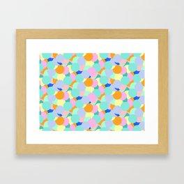 Rainbow I Framed Art Print