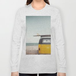 Surfing van Long Sleeve T-shirt