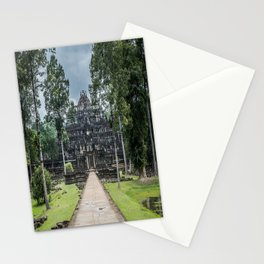 Baphuon Temple at Angkor Thom II, Siem Reap, Cambodia Stationery Cards