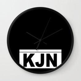 KJN Wall Clock