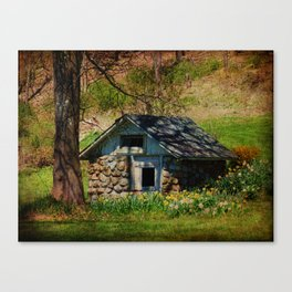 Spring Bursts Forth Canvas Print