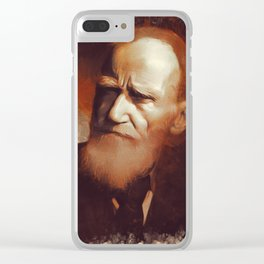 George Bernard Shaw, Playwright Clear iPhone Case