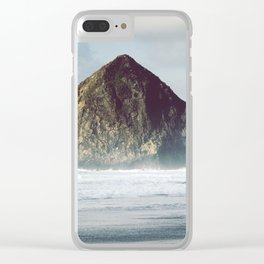 West Coast Wonder - Nature Photography Clear iPhone Case