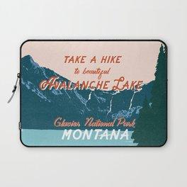 Avalanche Lake Laptop Sleeve