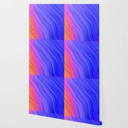stripes wave pattern 1 mv Wallpaper