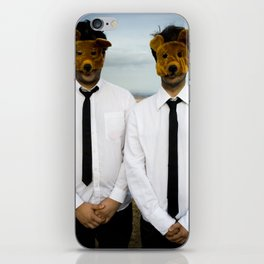 all things visible and invisible no. 1 iPhone Skin
