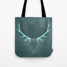 minimalistic deer Tote Bag