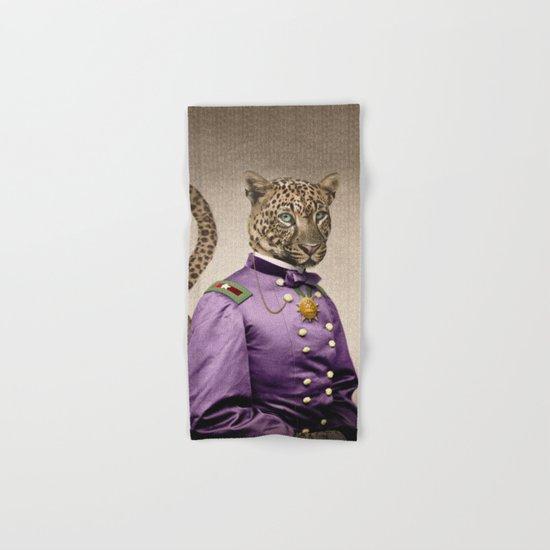 Grand Viceroy Leopold Leopard Hand & Bath Towel