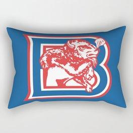 B THE CHARGE Rectangular Pillow
