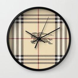 burbery Wall Clock