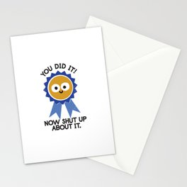 Boast Likely to Succeed Stationery Cards