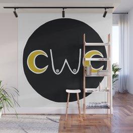 CWC New Moon Logo Wall Mural
