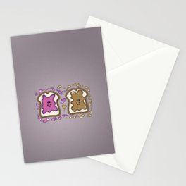 PBJ Sandwich Stationery Cards