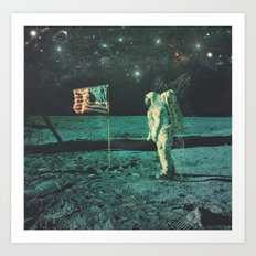 Project Apollo - 2 Art Print