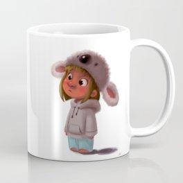 Koala Girl  Coffee Mug