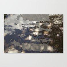Water/Sky Canvas Print