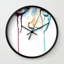 TearDrop Wall Clock