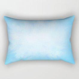 Bright Blue Skies Rectangular Pillow