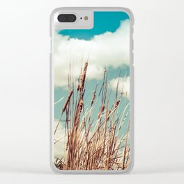 Branches in the river I Clear iPhone Case