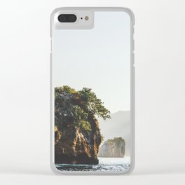 Los Arcos, Puerto Vallarta Clear iPhone Case