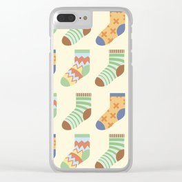 Sox Clear iPhone Case