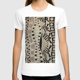 Lines Waves T-shirt