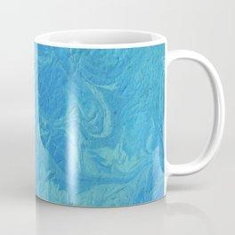 Blue Coaster 2 Coffee Mug