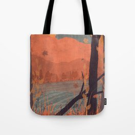 Autumn in the Gorge... Tote Bag