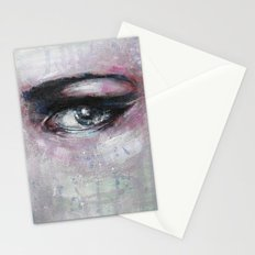 Quiet-Colored End of Evening Stationery Cards
