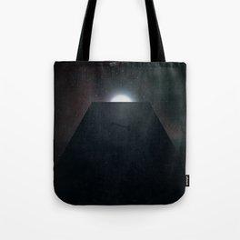 2001 A Space Odyssey alternative movie poster Tote Bag