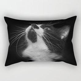 Whiskers  Rectangular Pillow