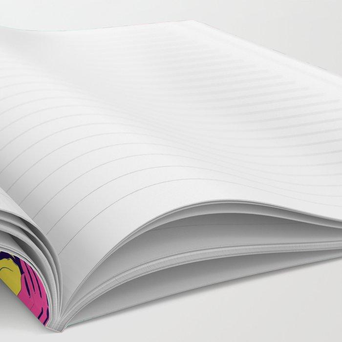 Monstera Deliciosa Print Notebook