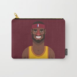 King James Carry-All Pouch