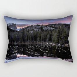 Rocky Mountain National Park Rectangular Pillow