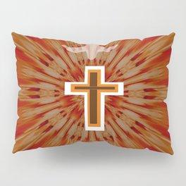 The Holy Spirit By Saribelle Rodriguez Pillow Sham