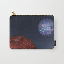 Earth From Mars Carry-All Pouch