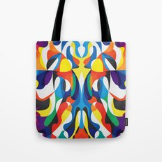 Same Different Thing Tote Bag