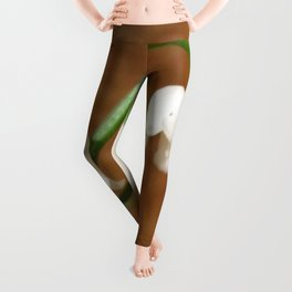 lily of the valley II Leggings