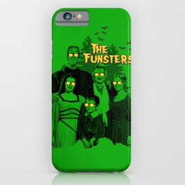 The Fun Monsters iPhone Case
