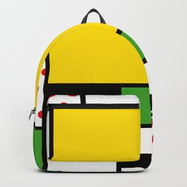 Mondrian – Bycicle Backpack