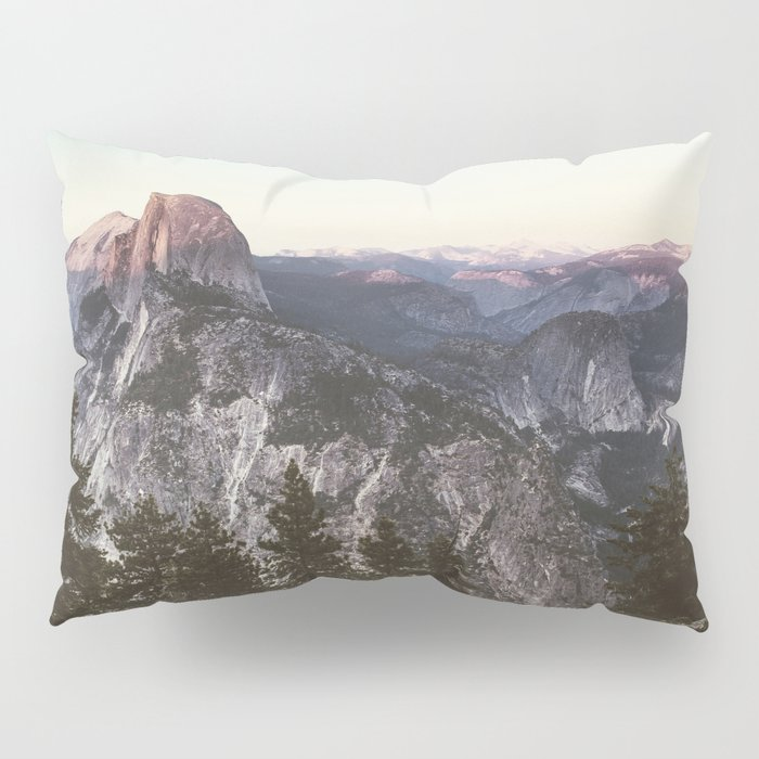 Great Nights in Yosemite Pillow Sham
