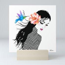 Soul Searcher Mini Art Print