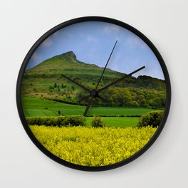 Roseberry Topping Wall Clock