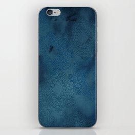 A glitch in time 2 iPhone Skin