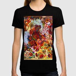 """""""the infernal"""" T-shirt"""