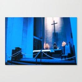 Worship Canvas Print