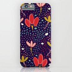 Vintage Ditsy Floral Slim Case iPhone 6