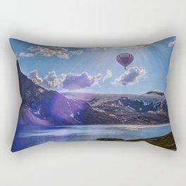 Lofoten Island Norway Rectangular Pillow